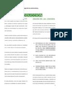 Patologia Pórticos y Trabes