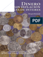Margrit Kennedy Dinero Sin Inflacion