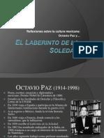 El Laberinto de La Soledad_Octavio Paz