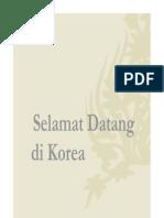 Welcome to Korea 2009 (Indonesian)