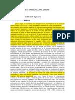 Marcello Carmagnani Estado y Sociedad en America Latina Resumen