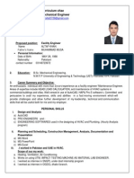 Facility Management Engineer