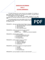 Banco de Lecturas Tercer Ciclo Primaria 110211022346 Phpapp01