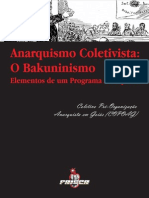 COPOAG - Anarquismo coletivista