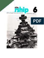 (Warship Profile No.6) KM Prinz Eugen - Heavy Cruiser 1938-1947