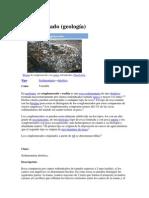 Informacio Para El Informe de Rocas Sedimentarias