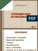 13,ENFERMEDADES NUTRICIONALES