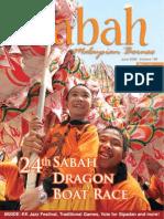 Sabah Malaysian Borneo Buletin June 2009