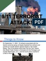 terrorist attacks dcush