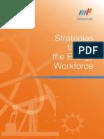 Manpower StrategiestoFuelEnergyWorkforce