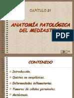 21, Patologia Del Mediastino