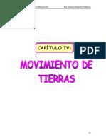 Movimiento de Tierra - Metrados