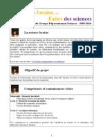 Projet Fete Foraine