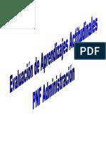 45688122 Evaluacion de Aprendizajes Actitudinales PNFA
