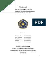 Neraca Pembayaran Perekonomian Indonesia