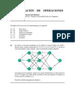 Guia de Ejercicios Programacion Dinamica