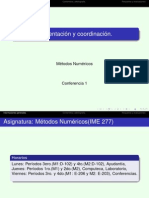 Conferencia 1 Informaciones Generales 1s 2014 c