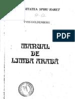 Manual de Limba Araba_Yves Golden Berg