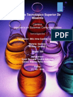 Unidad 3 Quimica Etner Bernabé Trujillo Sánchez