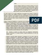 Carta Para Los Maestros de Colombia