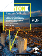 Boston Planners Guide