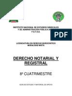 1 Derecho Notarial y Registral