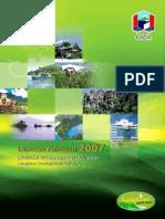 Laporan Tahunan 2007
