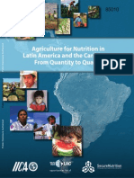 Agriculture and Nutrition