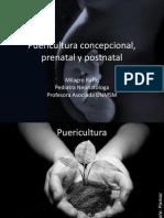 2014 Puericultura Concepcional, Prenatal y Postnatal