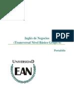 Portafolio - Inglés