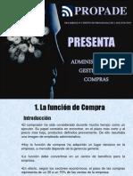 Administración y Gestión de Compras Mayo 2005
