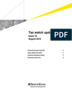 EY Tax Watch Update English August 2012