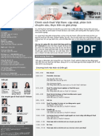 EY 2013 Taxing Times Invitation Hn
