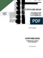 Contabilidad Informacion y Control en Las Empresas Torres Salazar