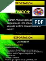5° Exportación