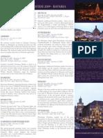 Christmas Market Guide 2009 - Bavaria