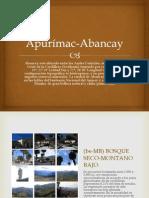 Apurímac-Abancay