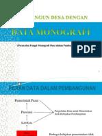 Peran Dan Fungsi Monografi