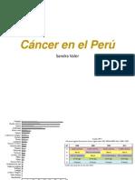 Cáncer en El Perú
