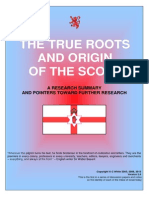 Scots - True Roots and History