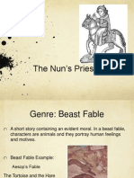 teaching a tale sample project