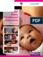 Roma Early Childhood Inclusion
