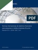 Norma Internacional de Relatórios Financieros Para Pequenas e Médias Empresas - Livro_ifrs