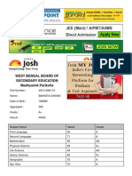 Wb Class 10 Result