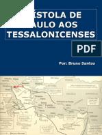 Epístola de Paulo Aos Tessalonicenses