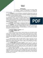 Resumo - O Pentateuco - II - Genesis