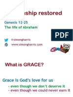 Grace Unpacked 1 Relationship Restored