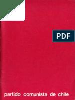 Boletín del Exterior Partido Comunista de Chile Nº37
