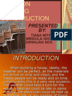 o.w.e. on Building Construction