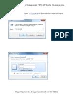 SPSS Installation Document